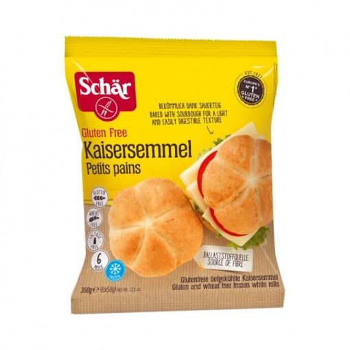 Schar Kaiserbroodjes