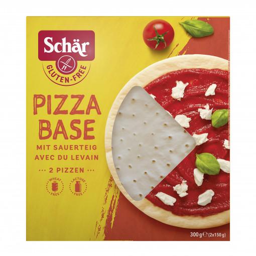 Schar Pizzabodem