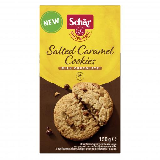 Schar Salted Caramel Cookies (T.H.T. 10-08-2021)