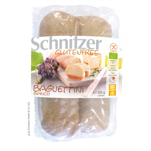 Schnitzer Baguettini Bianco
