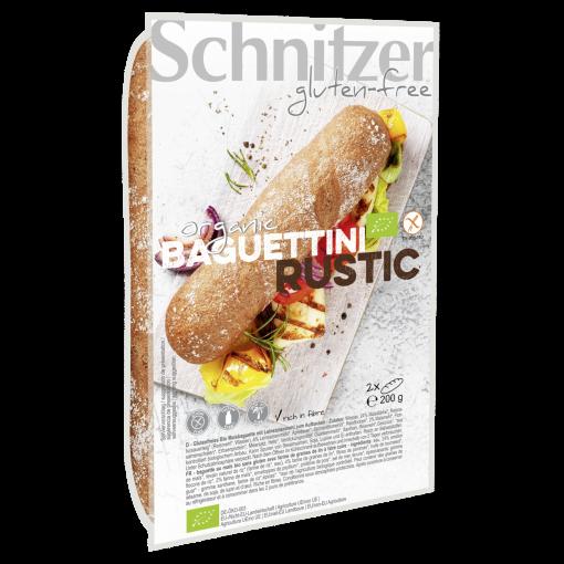 Schnitzer Baguettini Rustic