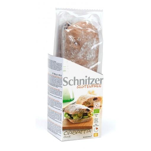Schnitzer Ciabatta Olijf