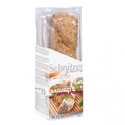 Schnitzer Baguette Ui & Bieslook
