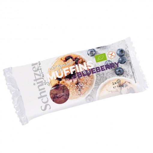 Schnitzer Muffins Bosbes