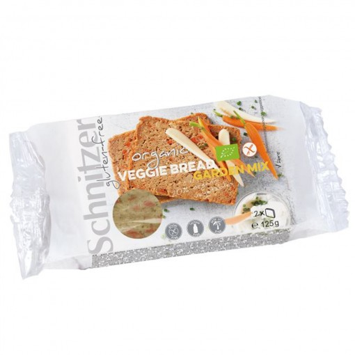 Schnitzer Veggie Bread Garden Mix