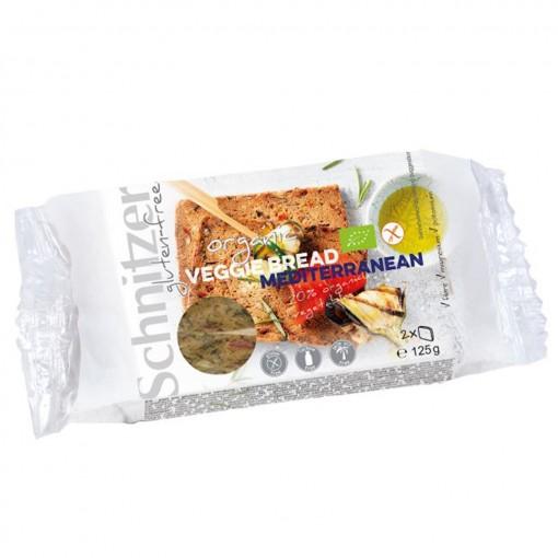 Schnitzer Veggie Bread Mediterranean