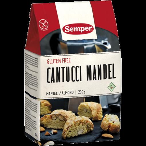 Semper Cantucci Mandel