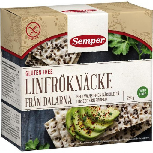 Semper Knackebrod Lijnzaad (T.H.T. 12-09-21)