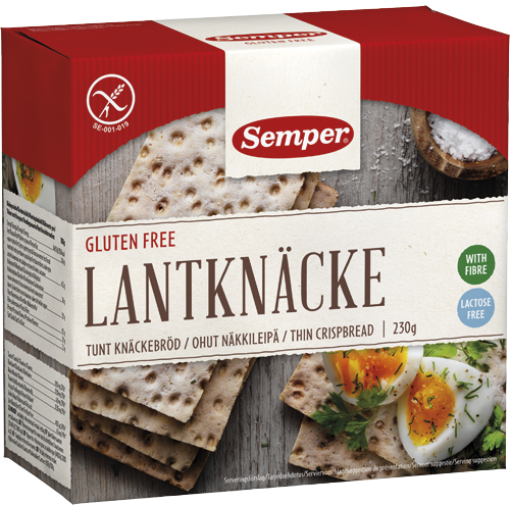 Semper Knackebrod (Lantknäcke)