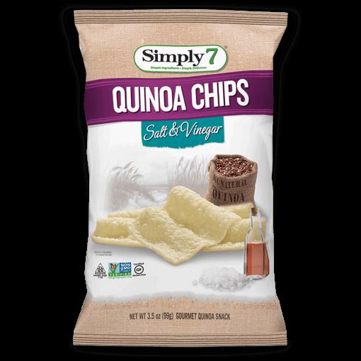Quinoa Chips Salt & Vinegar