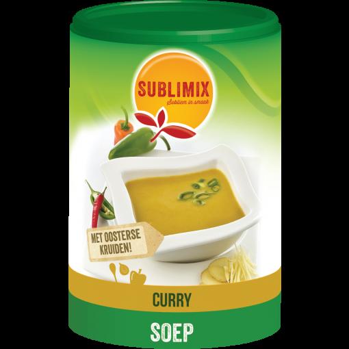 Sublimix Currysoep 432 gram (T.H.T. 14-08-19)