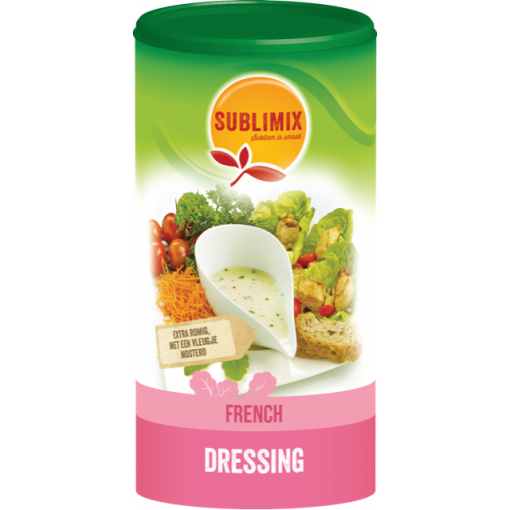 Sublimix French Dressing 250 gram
