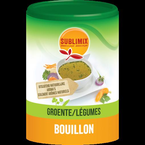 Sublimix Groentebouillon 230 gram