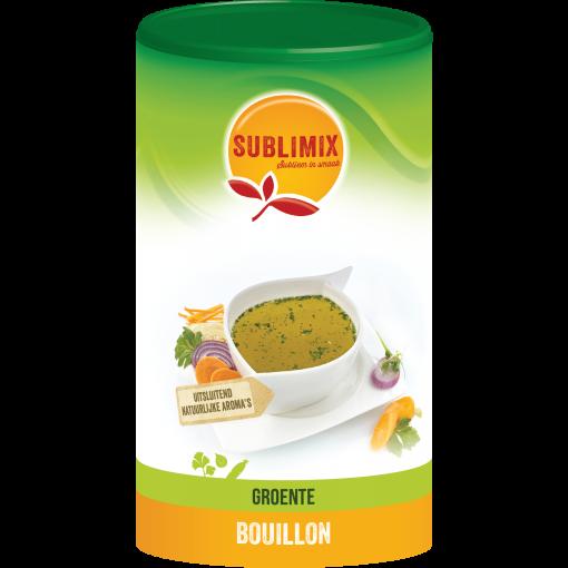 Sublimix Groentebouillon 800 gram