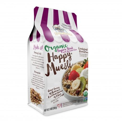 Happy Muesli Super Seed