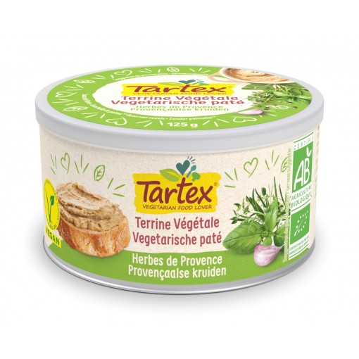 Tartex Paté Provençaalse Kruiden