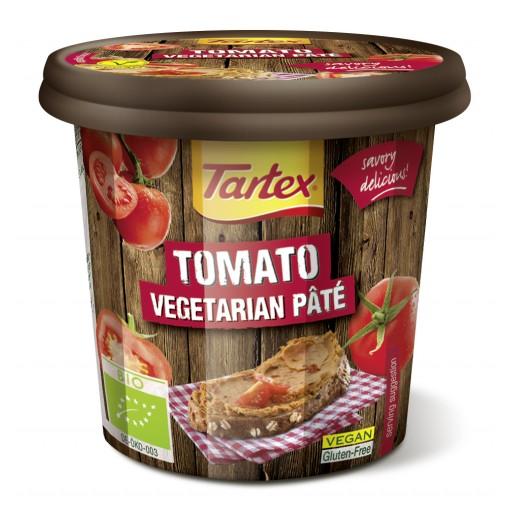 Tartex Paté Tomaat (T.H.T. 02-19)