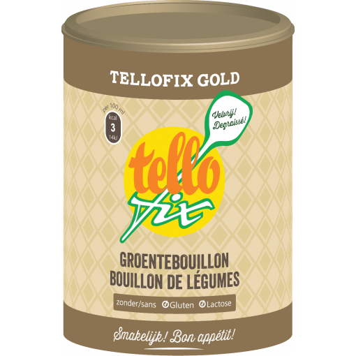 Sublimix Tellofix Gold Groentebouillon 220 gram