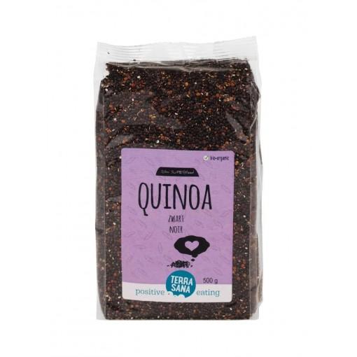 Terrasana Quinoa Zwart