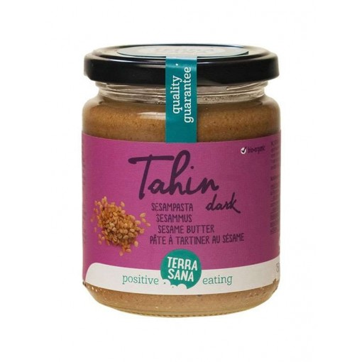 Terrasana Tahin Dark - Sesampasta 250 gram