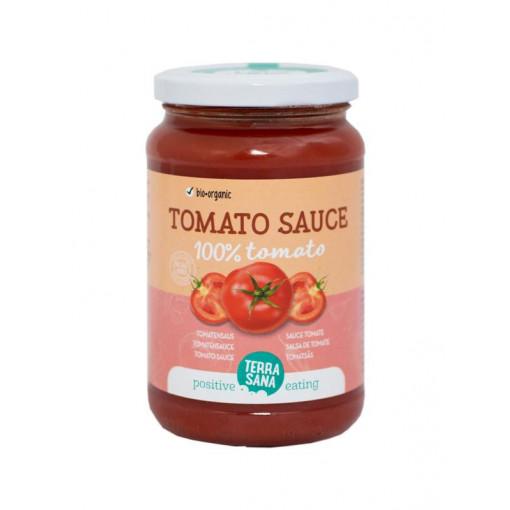 Terrasana Tomatensaus 100% Tomaten