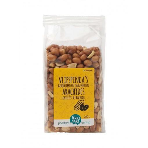 Terrasana Vliespinda's Geroosterd & Ongezouten 250 gram