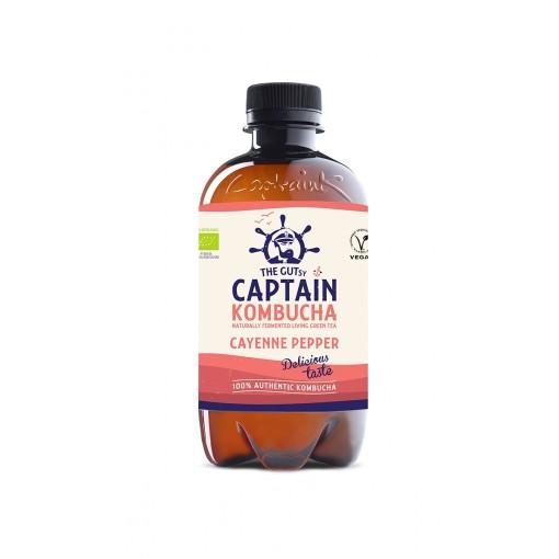 Captain Kombucha Kombucha Cayenne Pepper