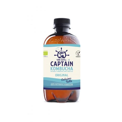 Captain Kombucha Kombucha Original