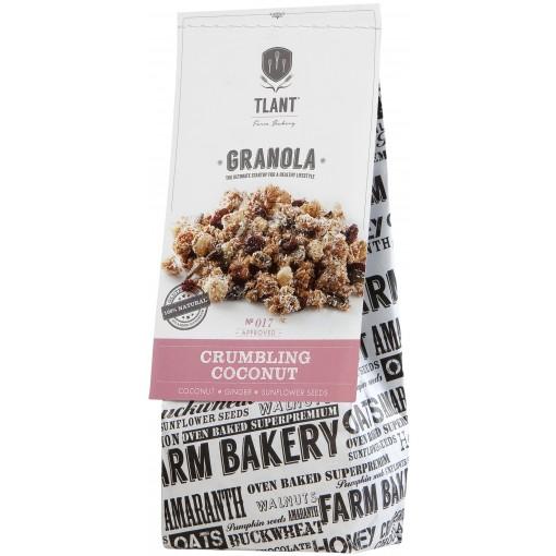 TLANT Granola Crumbling Coconut (T.H.T. 25-03-20)