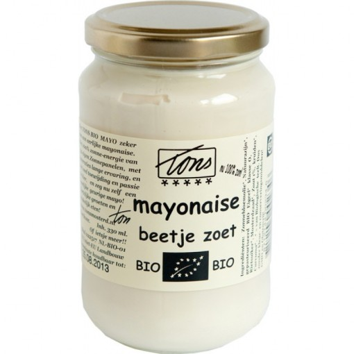 Tons Mayonaise Beetje Zoet