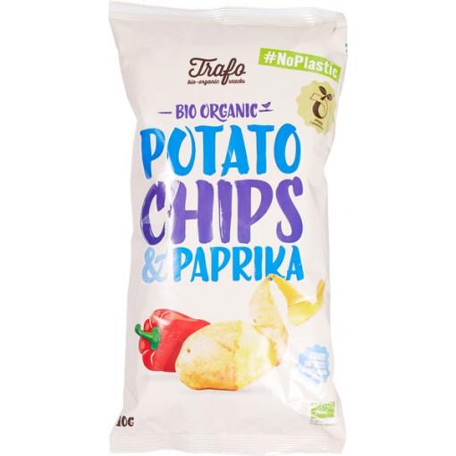 Trafo Aardappelchips Paprika