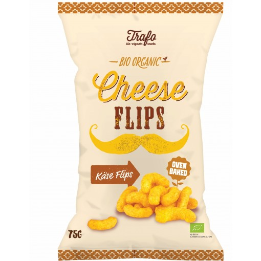 Trafo Cheese Flips