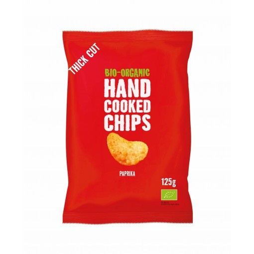 Trafo Handcooked Chips Paprika