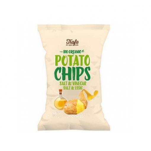 Trafo Aardappelchips Salt & Vinegar Klein