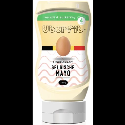 Uberfit Belgische Mayo