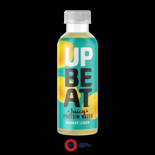 Upbeat Juicy Protein Water Summer Lemon