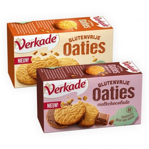 Verkade Glutenvrije Oaties Proefpakket