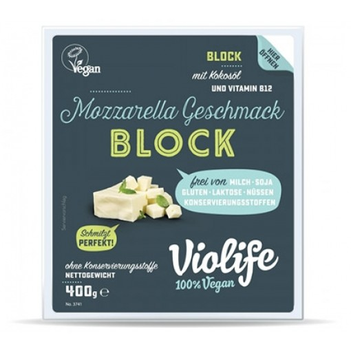 Violife Blok Kaas Mozzarella