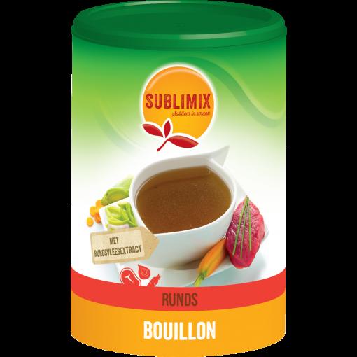 Sublimix Vleesbouillon 550 gram