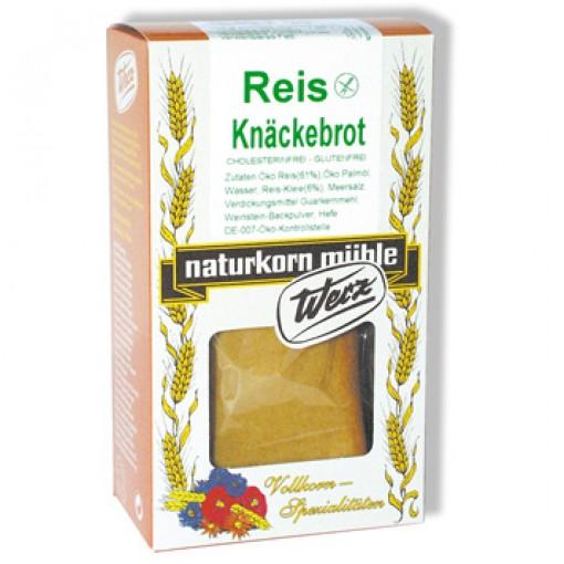 Werz Volkoren Rijst Knackebrot