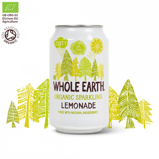 Whole Earth Frisdrank Lemonade