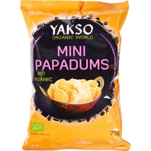 Yakso Mini Papadums
