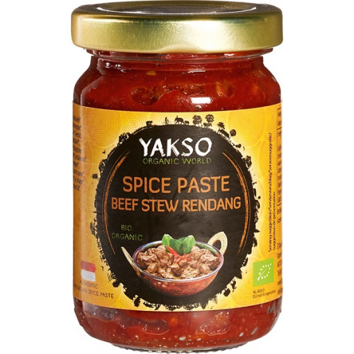 Yakso Spice Paste Beef Stew Rendang