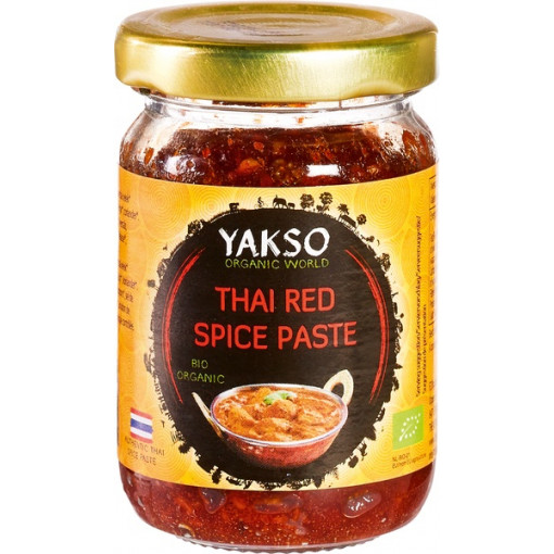 Yakso Spice Paste Thai Red