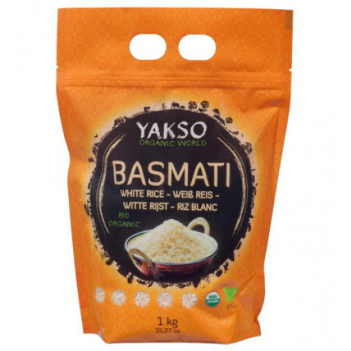 Yakso Witte Basmati Rijst