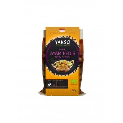 Yakso Boemboe Ayam Pedis