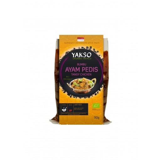 Yakso Boemboe Ayam Pedis (T.HT. 20-6-18)