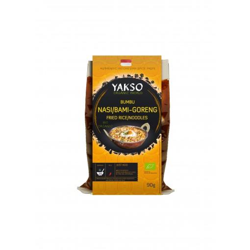 Yakso Boemboe Nasi/Bami Goreng