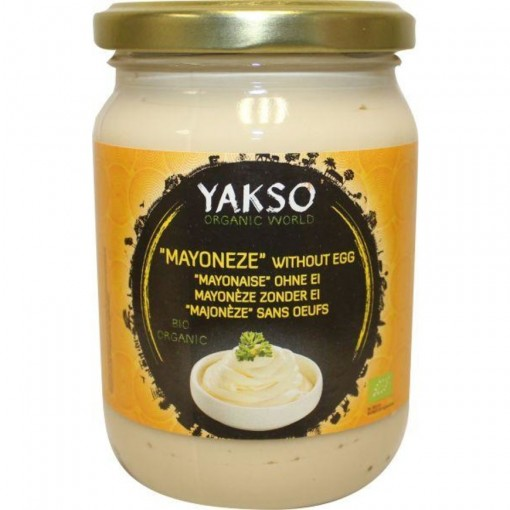 Yakso Mayonaise Zonder Ei
