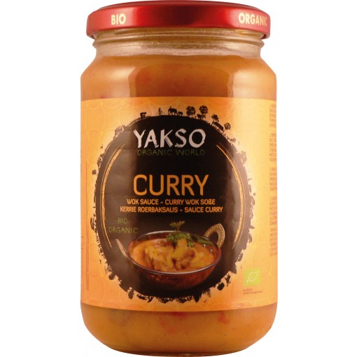 Yakso Curry Roerbaksaus